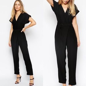 ASOS Belted Jumpsuit NWT